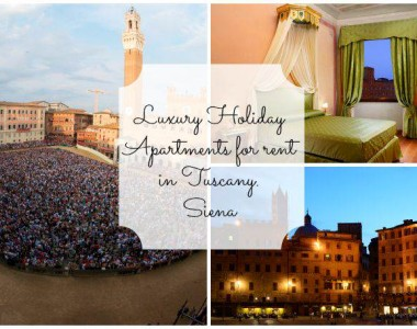 Luxury Holiday Apartments for rent in Tuscany. Siena