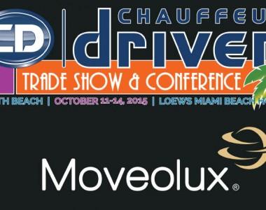Moveolux to participate at the Chauffeur Driven Trade Show & Conference in Miami!