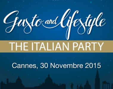 Moveolux is Logistics Partner of Gusto & Lifestyle – The Italian Party