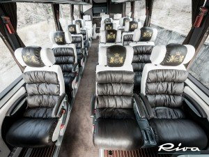 18-Seater-Luxury-Bus-Riva-Brand-Experience-Brown-Seats