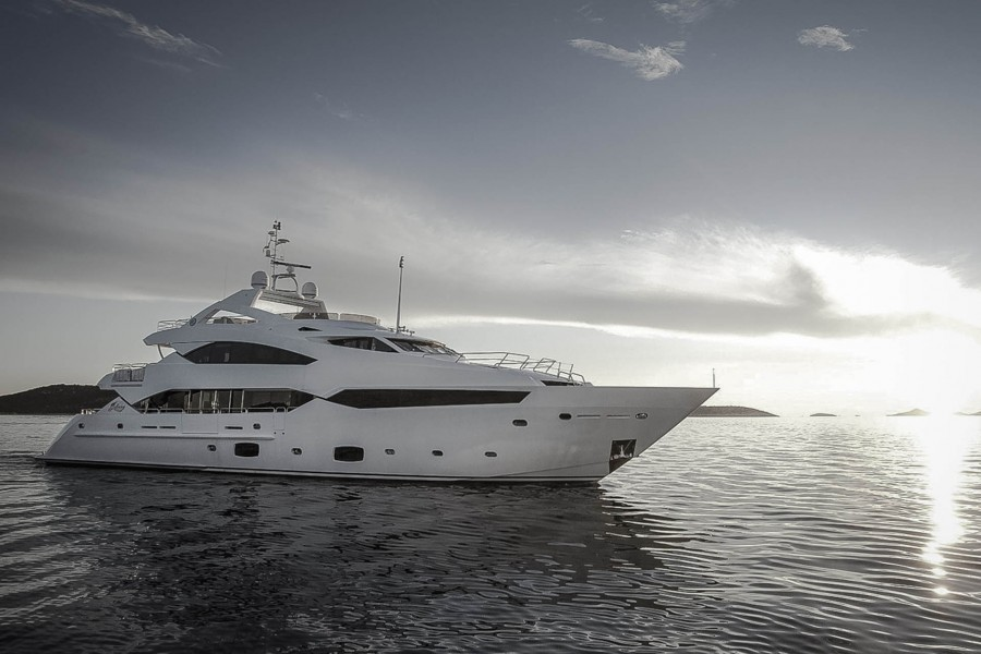 Our Fleet of Luxury Yachts