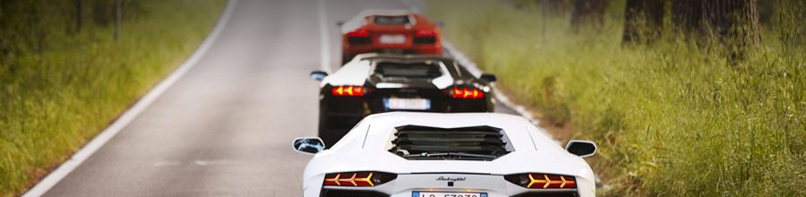 Ferrari & Lamborghini Tours