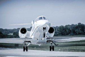 Lear_Jet_Taking_Off