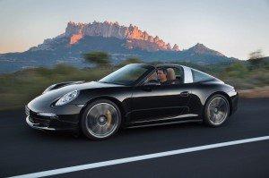 PorscheTarga