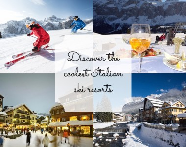 Discover the coolest Italian ski resorts