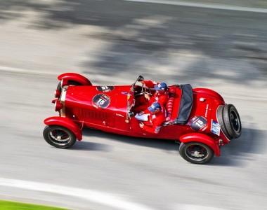 Mille Miglia 2016 – From Brescia to Rome