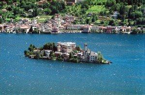 Isola San Giulio - Lago Orta