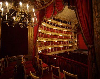 La Scala: La Prima