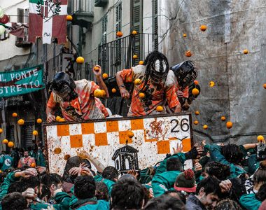 Ivrea The Orange Fights 2018