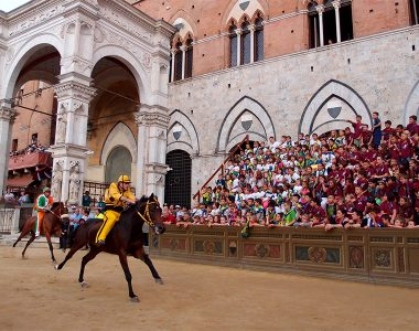 The Palio of Siena 2018