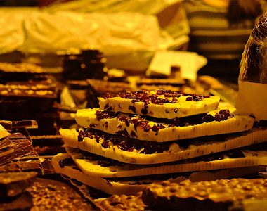 Eurochocolate for chocolate lovers