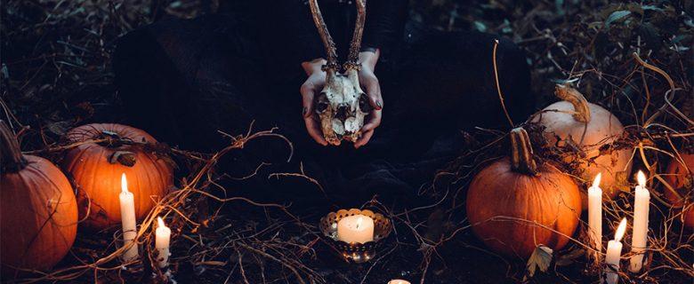 The creepiest Halloween
