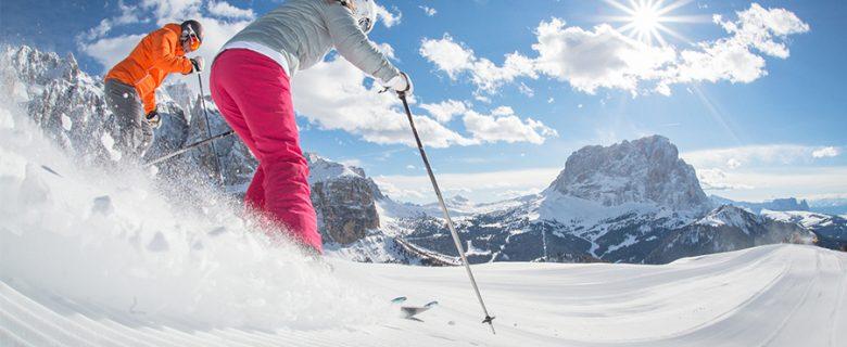 Luxury Ski Resorts in Italy
