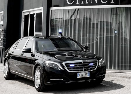 Chauffeur Service - Italy