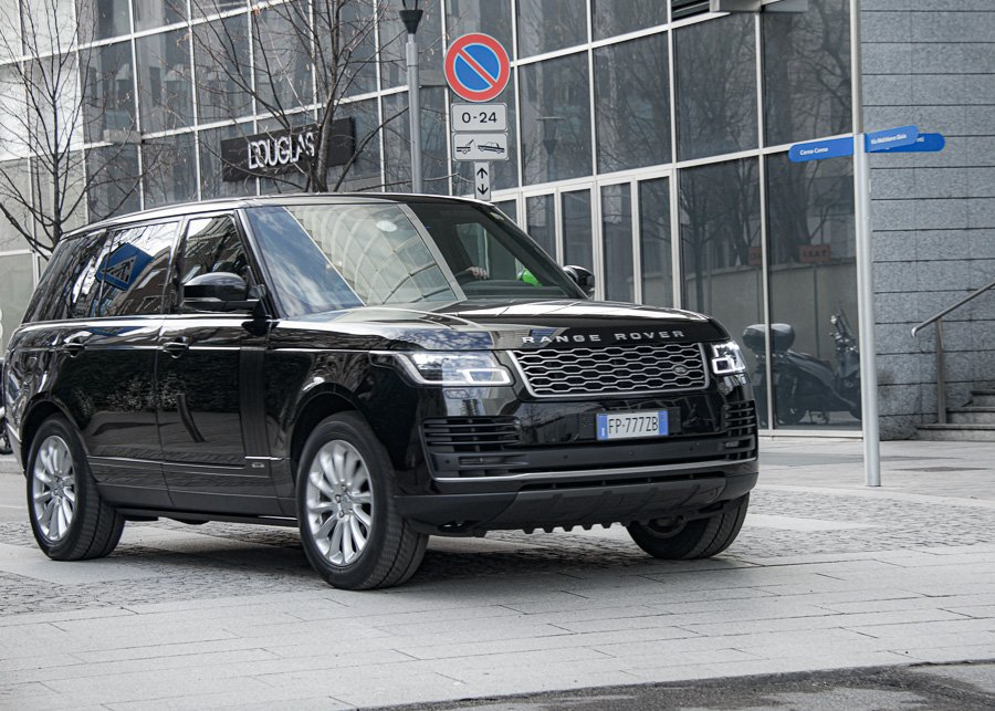 Car Rental Suv  Range Rover