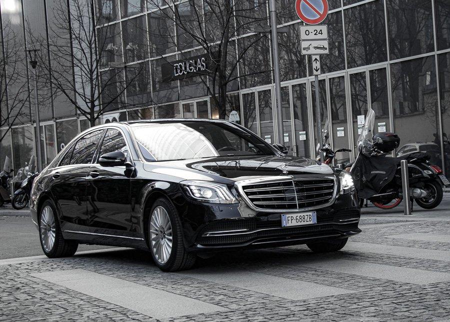 Chauffeur Service  Mercedes E Class