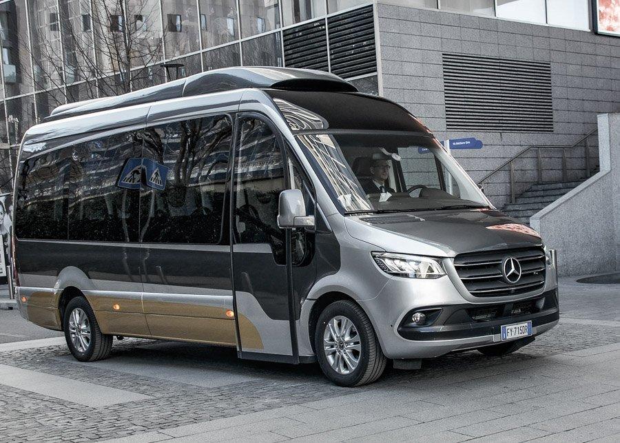 Chauffeur Service  Mercedes V Class