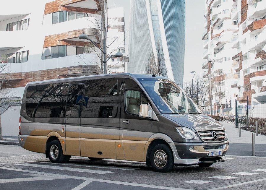 Luxury Bus Luxury Van  Luxury Van 8