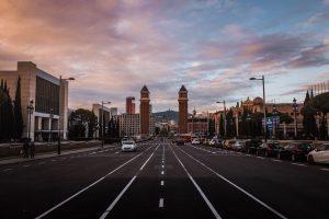 Chauffeur Service in Barcelona
