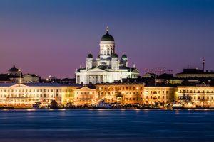 Chauffeur Service in Helsinki