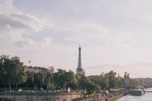 Chauffeur Service in Paris
