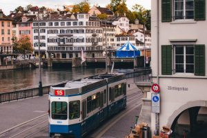 Chauffeur Service in Zurich
