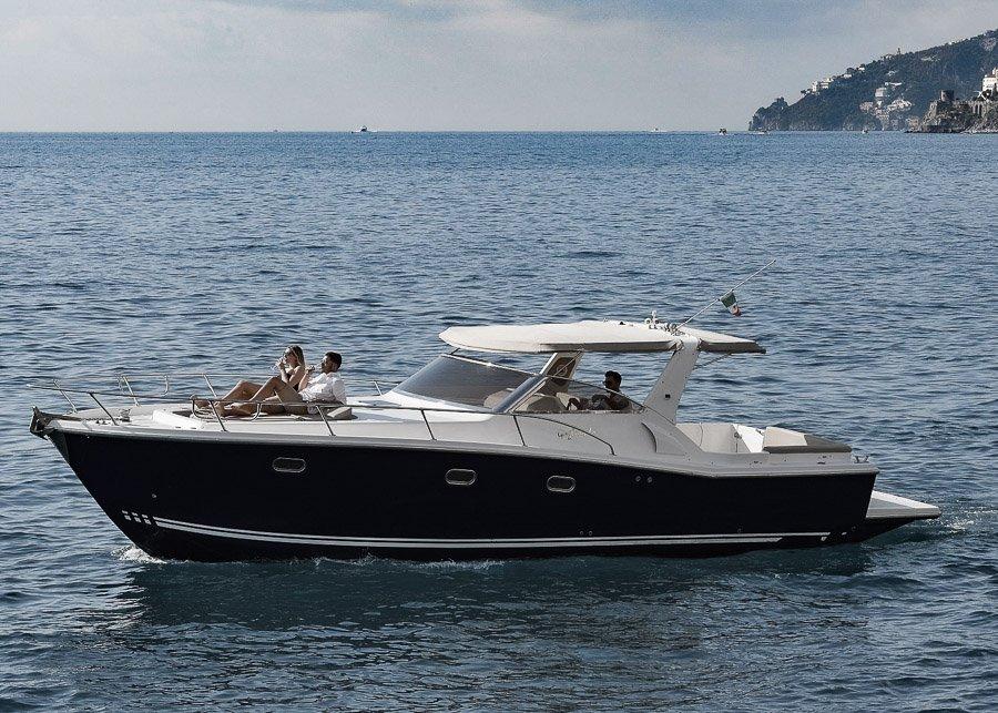 Amalfi Coast Water Taxi  Amalfi Limotender